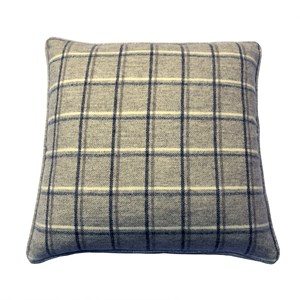 "Duisdale 20"" Wool Cushion"